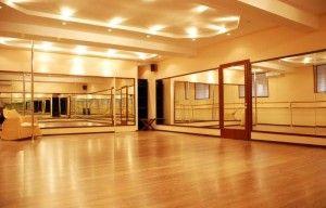 отопление в танцевальном зале