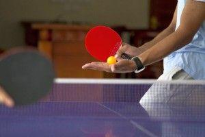 польза настольного тенниса