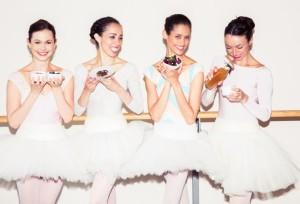 Питание танцоров