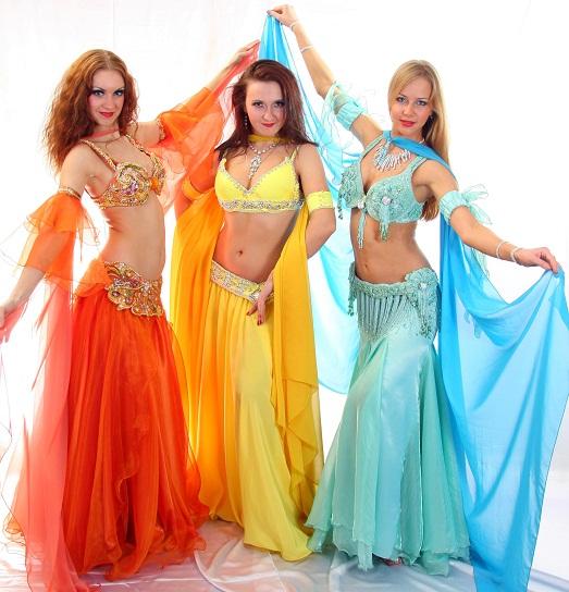 Костюмы для восточных танцев юбка