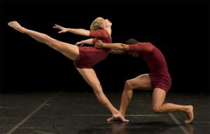 Контемп танец