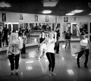 Танцевальная студия Orange County
