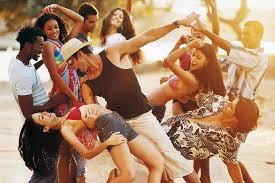 Танцы как отдых