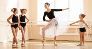 товары для танцев