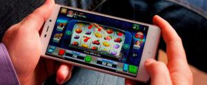 Онлайн казино на мобильном